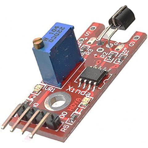 5pcs AD-036 Metal Touch Interface module for Arduino & MCU Education DIY project by Pullyshop