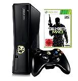 Xbox 360 - Konsole Slim 250 GB inkl. Call of Duty: MW3, schwarz-matt