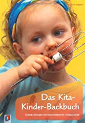 Titelbild Das Kita-Kinder-Backbuch