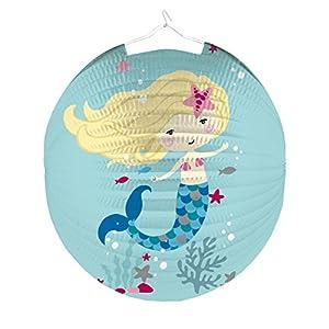 Amscan 9903491-Esfera be a Mermaid, multicolor