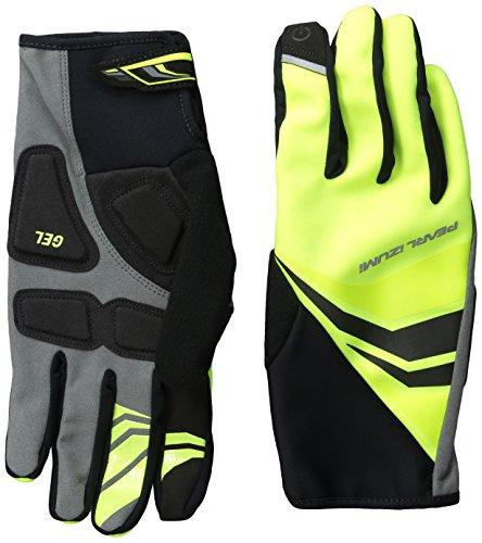 PEARL IZUMI Herren Cyclone Gel Handschuhe XL Screaming Yellow (Pearl Izumi Nylon-handschuhe)