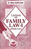 Lectures on Family Law I (Hindu Law)
