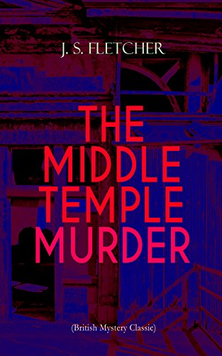 THE MIDDLE TEMPLE MURDER (British Mystery Classic): Crime Thriller (English Edition)