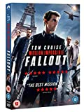 Mission: Impossible - Fallout (DVD) [2018] only £9.99 on Amazon