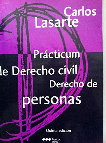 Principios derecho civil I parte general derecho personas