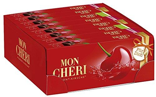 Preisvergleich Produktbild Mon Chéri ,  8er Pack (8 x 105 g Packung)