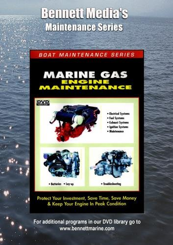 Marine Gas Engine Maintenance -
