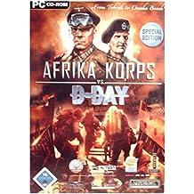 D-Day + Afrika Korps