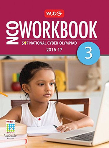 MTG National Cyber Olympiad (NCO) Work Book - Class 3