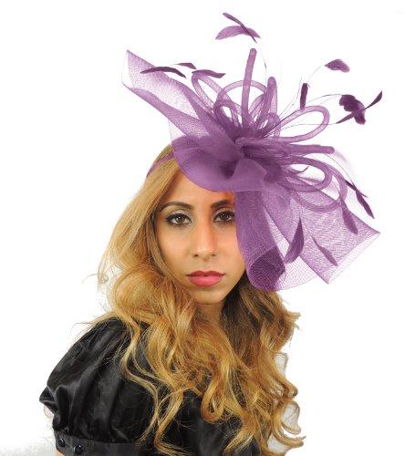 Hats By Cressida - Sweat à capuche spécial grossesse - Femme Violet - Prune