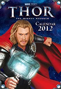 Thor Movie - Il Mitico Thor Film MARVEL Calendario 2012