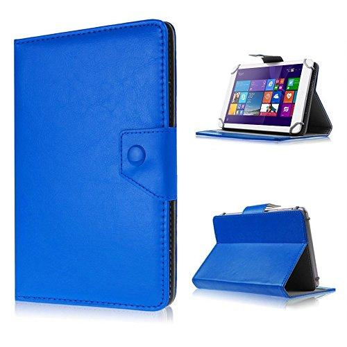 UC-Express Tasche f Odys Wintab GEN 8 Hülle Case Schutz Tablet Cover Schutzhülle, Farben:Blau