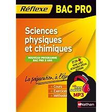 Sciences physiques et chimiques - BAC PRO