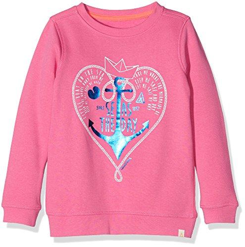 Gaastra Swan Girls, Felpa Bambina, Rosa (Shocking Pink L43), One Size (Taglia Produttore: 164)