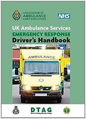 UK Ambulance Services Emergency Response Drivers Handbook from Class Publishing