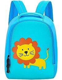 Preisvergleich für Kinder-Rucksack für 3-6 Jährige Niedlichen Tier Cartoon Jungen und Mädchen im Kindergarten oder der Große Freund...