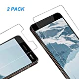 Vkaiy [2 Pack] Screen Protector for Nokia 6.1 and Nokia 6