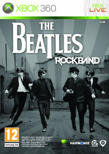 The Beatles: Rock Band [PEGI] (Beatles 360 Für Rock Xbox Band)