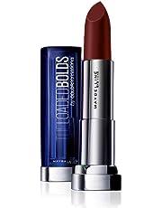 Maybelline New York Color Sensational Loaded Bold Lipstick, 05 Chocoholic , 3.9g