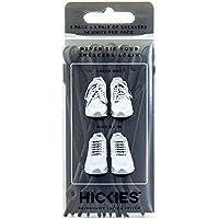 HICKIES Men's 1.0 Elastic No-Tie Shoelaces