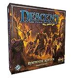 Fantasy Flight Games FFGD1336 Descent 2. Ed. -Rostende Ketten Erweiterung