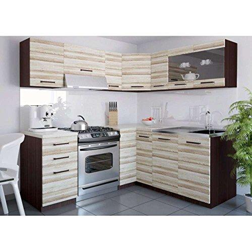 JUSThome-Lidia-L-L-Cocina-completa-190x170-cm-Varios-Colores