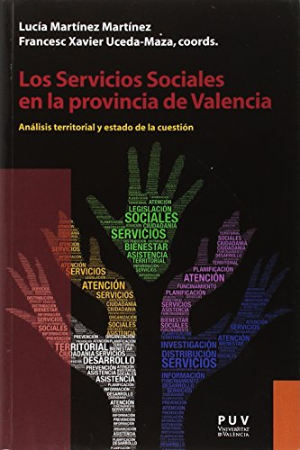 Descargar Libro Servicios Sociales en la provincia de Valencia, Los. Análisis territorial, estad de Aa.Vv.