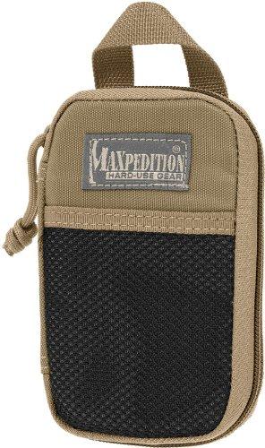 Maxpedition Micro Pocket Organizer Tasche, Khaki, Einheitsgröße -
