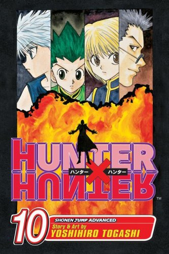HUNTER X HUNTER GN VOL 10