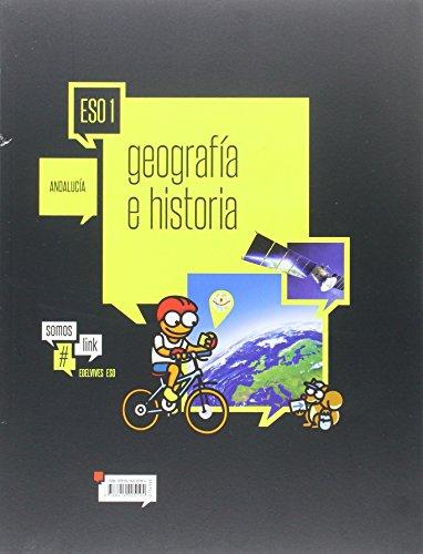 Geografía e história 1º eso - andalucia (somoslink)