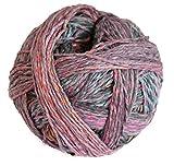 Schoppel Zauberball Crazy Cotton Fb. 2368 Maskenzauber, Baumwollgarn mit Farbverlauf