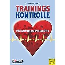 Trainingskontrolle mit Herzfrequenz-Messgeräten