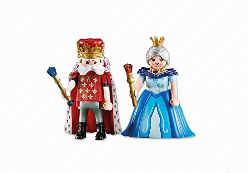 Queen and King by Playmobil