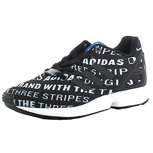 Adidas - Adidas Zx Flux El Infant Sneaker Schwarz