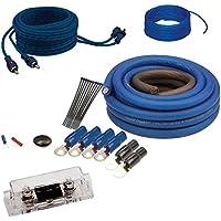 Soundquest Cobre Calibre 4Kit de cableado