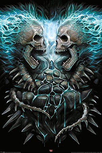 empireposter 743572Espiral–Flaming Spine–Fantasy,...