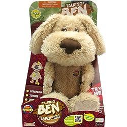 Talking Ben - Peluche perro (Silverlit 80803)