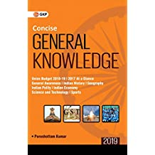 ConciseGeneral Knowledge2019