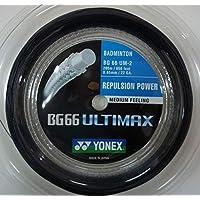 YONEX BG 66 ULTIMAX NOIR BADMINTON CORDAGE