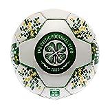 Celtic FC - Mini pallone da calcio ufficiale Nova (One Size) (Bianco/Verde)