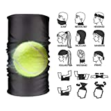 Headband Live Tennis Outdoor Multifunctional Headwear 16 Ways to Wear Your Magic Headwear Scarf