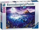 Ravensburger Puzzle 19791 Wale Im Mondschein