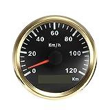GOZAR 85Mm 120Km/H Digital GPS Tachometer Wasserdicht Auto Car Truck Marine - 003
