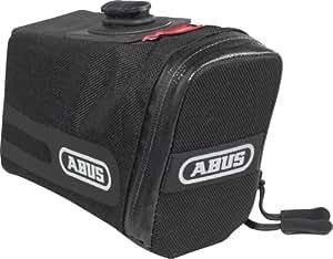 ABUS Wasserdichte Satteltasche Dryve ST 8130 KF, schwarz, 10,5 x 5 x 14,5 cm, 52220-8