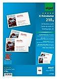Sigel IP520 Visitenkarten 3C