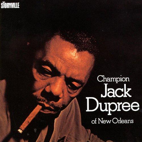 Champion Jack Dupree Of New Orleans Champion Jack Dupree