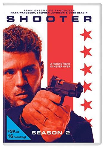 Shooter-Season 2 [2 DVDs]