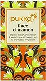 My review of Pukka Herbs Three Cinnamon Tea 20 sachet