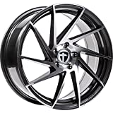 Tomason TN17 Left 8,5x19 LK 5x114,3 Titanium diamond polished KIA,Hyundai,Honda