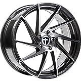 Tomason TN17 Left 8,5x19 LK 5x114,3 Titanium diamond polished KIA,Hyundai,Honda